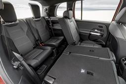 Die Sitze des Mercedes-Benz GLB