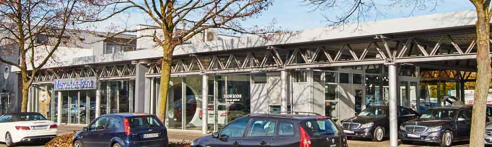 Autohaus Becker & Stopka in Dinslaken