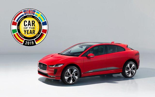 Foto Jaguar I-PACE