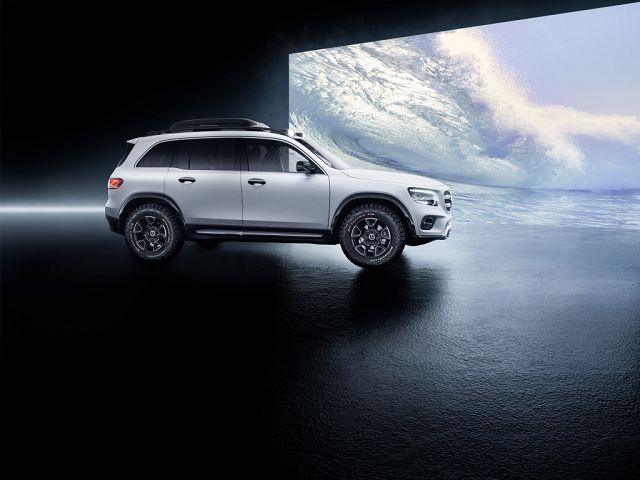 Foto Mercedes-Benz Concept GLB