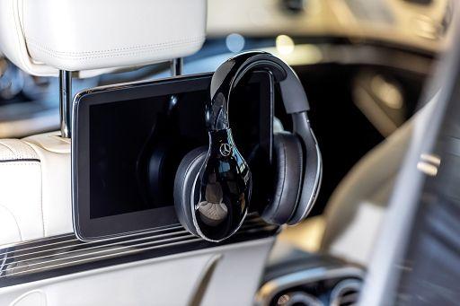 Foto Bluetooth Over-Ear Kopfhörer