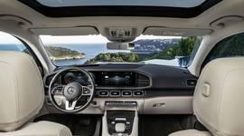 Mercedes-Benz GLS - Der Innenraum
