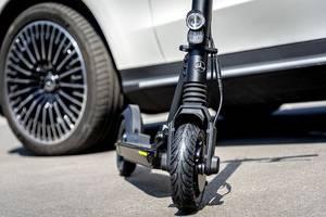 Foto Mercedes E-Scooter