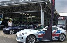 18. Juni 2016 - Range Rover Evoque Cabriolet Premiere - Bild 2
