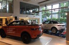 18. Juni 2016 - Range Rover Evoque Cabriolet Premiere - Bild 7