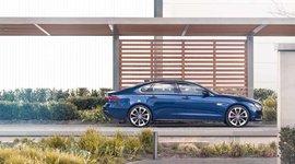 Jaguar XF Bild11