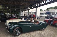 2. Juli 2016 - Jaguar Association Germany - Sektionen Westfalen und Rhein Ruhr - Bild 7