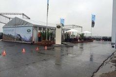 16. November 2014 - Sneak prewiew Discovery Sport Bottrop Alpin Center