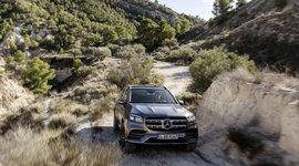 Mercedes-Benz GLS - Frontansicht Offroad