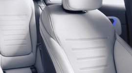 Die Sitze der Mercedes-Benz C-Klasse