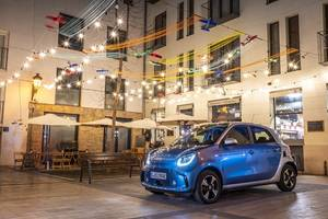 Foto smart EQ forfour