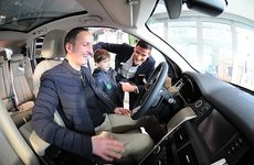27.02. bis 01.03.2015 - Land Rover Discovery Sport Premiere im Vapiano am Duisburger Hafen - Bild 29
