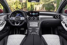 Mercedes-Benz GLC - Das Cockpit