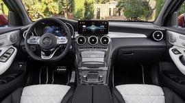 Mercedes-Benz GLC Coupe Cockpitansicht