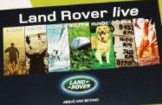 "02. September 2014 - Land Rover Live ""Jagen"" - Bild 1"