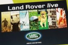 """02. September 2014 - Land Rover Live """"Jagen"""""""