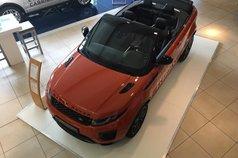 18. Juni 2016 - Range Rover Evoque Cabriolet Premiere