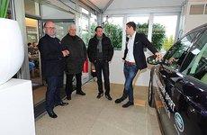 27.02. bis 01.03.2015 - Land Rover Discovery Sport Premiere im Vapiano am Duisburger Hafen - Bild 2