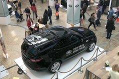 30. März bis 1. April 2017 - Land Rover Discovery Vorstellung im CentrO