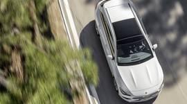 Mercedes Benz CLA Shooting Brake - von oben