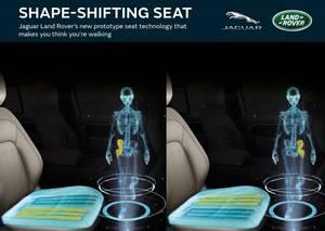 Shape-Shift Seat