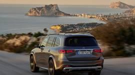 Mercedes-Benz GLS - Unterwegs in Richtung Meer