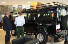 "02. September 2014 - Land Rover Live ""Jagen"" - Bild 14"