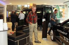 "02. September 2014 - Land Rover Live ""Jagen"" - Bild 13"