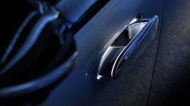 Türgriff des Mercedes-Benz EQS