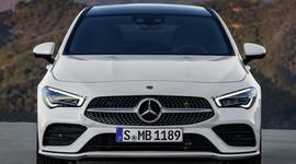Mercedes Benz CLA Shooting Brake - Frontansicht