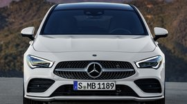 Mercedes Benz CLA Shooting Brake - Frontansicht