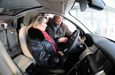 27.02. bis 01.03.2015 - Land Rover Discovery Sport Premiere im Vapiano am Duisburger Hafen - Bild 15