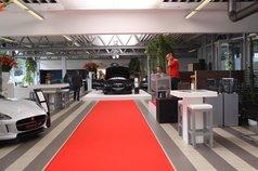 13. Juni 2015 - Vorstellung des neuen Jaguar XE