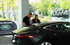 12. April 2014 - Jaguar F-Type Coupe Vorstellung - Bild 14