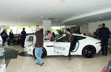 12. April 2014 - Jaguar F-Type Coupe Vorstellung - Bild 21