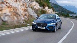Jaguar XF Bild15