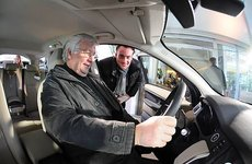 27.02. bis 01.03.2015 - Land Rover Discovery Sport Premiere im Vapiano am Duisburger Hafen - Bild 11