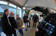 27.02. bis 01.03.2015 - Land Rover Discovery Sport Premiere im Vapiano am Duisburger Hafen - Bild 20