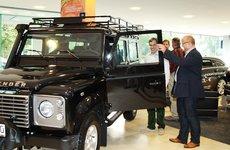 "02. September 2014 - Land Rover Live ""Jagen"" - Bild 10"