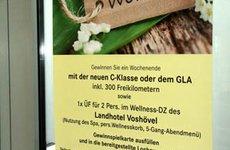 15. und 16. März 2014 - Premiere GLA und neue C-Klasse - Bild 4