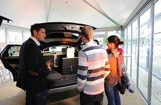 27.02. bis 01.03.2015 - Land Rover Discovery Sport Premiere im Vapiano am Duisburger Hafen - Bild 28