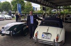 2. Juli 2016 - Jaguar Association Germany - Sektionen Westfalen und Rhein Ruhr - Bild 1