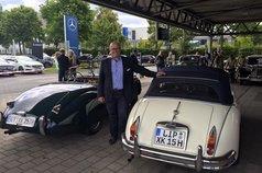 2. Juli 2016 - Jaguar Association Germany - Sektionen Westfalen und Rhein Ruhr