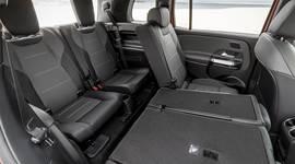 Innenraum des Mercedes-Benz GLB