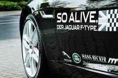 12. April 2014 - Jaguar F-Type Coupe Vorstellung