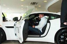 12. April 2014 - Jaguar F-Type Coupe Vorstellung - Bild 15