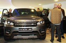"02. September 2014 - Land Rover Live ""Jagen"" - Bild 11"