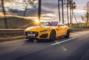 Foto Jaguar F-Type Cabrio