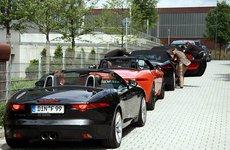"""22. Juni 2013 - Dine & Drive Tour in Kooperation mit """"VAPIANO"""" im Duisburger Innenhafen - Bild 8"""